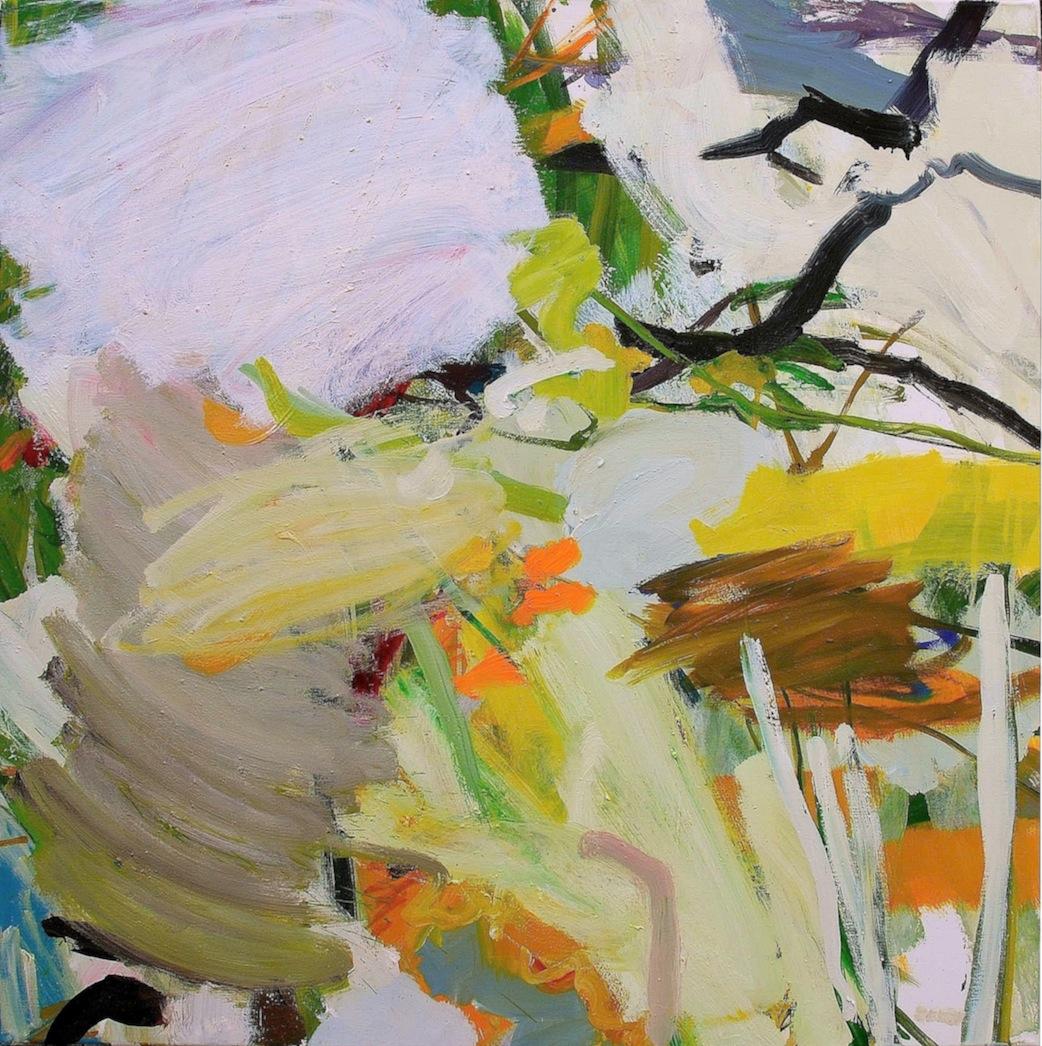 vent, acrylique sur toile, 80x80cm (collection privée)