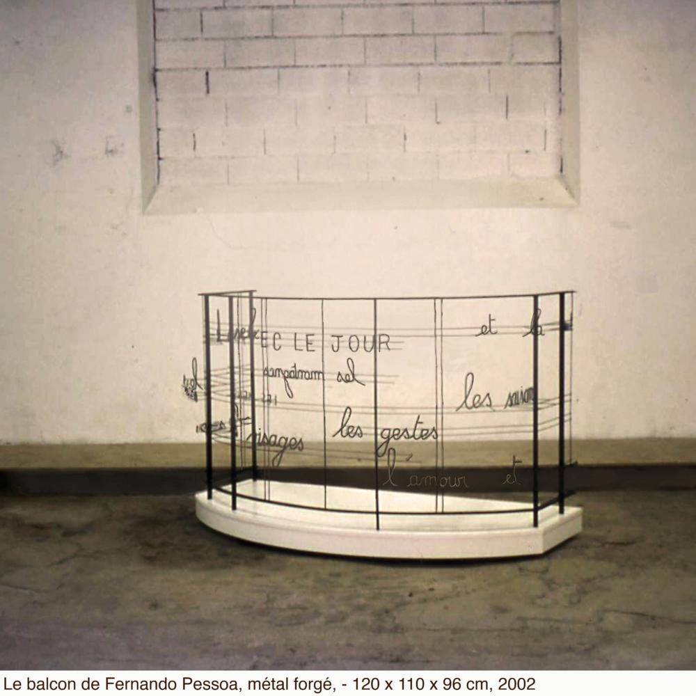 Le balcon de Fernando Pessoa'